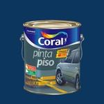 TINTA ACRILICA AZUL PINTA PISO 3,6L CORAL