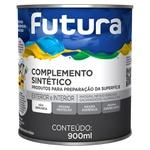FUNDO ANTICORROSIVO CINZA 0,9L FUTURA