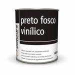 VINÍLICO PRETO FOSCO 0,6L SEM CATALISADOR MAXI RUBBER