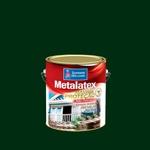 METALATEX ESMALTE ACETINADO VERDE COLONIAL 3,6L