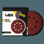 WAGNER DISCO DE LIXA 180MM GRÃO 180 - 8 FUROS