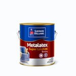 METALATEX BRILHO PERFEITO SEMI BRILHO BRANCO 3,6L