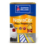 NOVACOR PISO CINZA 18L