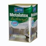 METALATEX BACTERKILL SEMI BRILHO BRANCO 18L