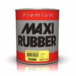 MAXI RUBBER BATE PEDRA BEGE 0,9L