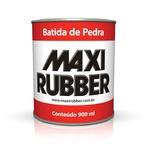 MAXI RUBBER BATIDA DE PEDRA PRETO 0,9L