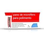 MAXI RUBBER PANO DE POLIMENTO MICRO FIBRA 40CM x 40CM