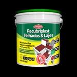 RECUBRIPLAST TELHADOS E LAJES PRETO 20KG