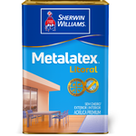 METALATEX LITORAL ACETINADO BRANCO 18L
