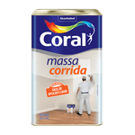 CORAL MASSA CORRIDA 25KG