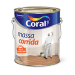 CORAL MASSA CORRIDA 6KG