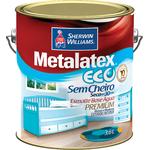 METALATEX ESMALTE ECO BRILHANTE BRANCO 3,6L