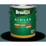 BRASILUX ACRILAR ACRÍLICO PREMIUM FOSCO 3,6L