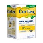 FUTURA TINTA ACRILICA FOSCO CORTEX 18 LITROS