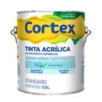 FUTURA TINTA ACRILICA FOSCO CORTEX BRANCO 3,6 LITROS