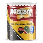 TINTA DEMARCAO VIARIA AMARELO MAZA 18LT