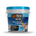 BAUTECH TELHADO GELADO BRANCO 12KG