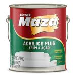 ACRILICO MAZA PLUS FOSCO BRANCO 3,6LT