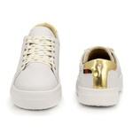 Sapatênis Feminino Top Franca Shoes Branco