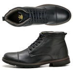 Kit Bota Polo Culture + Chinelo Preto