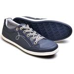 Sapatênis Masculino Top Franca Shoes Azul