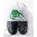 Sapatilha Aquática Esporte Náutico Neoprene Verde