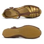 Sandalia Sapatilha Feminino Top Franca Shoes Moleca Chocolate