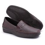Sapatilha Slip On Feminino Top Franca Shoes Cafe 3005