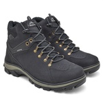 Bota Coturno Adventure Top Franca Shoes Preto
