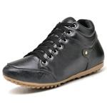 Bota Botinha Casual Top Franca Shoes Preto