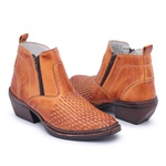 Bota Country Masculina Trice Whisky
