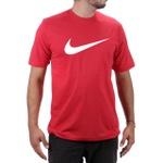 Camiseta Algodão Nike Vermelho
