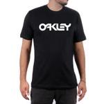Camiseta Algodão Oakley Preto