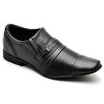 Sapato Social Masculino Top Franca Shoes Preto 1540