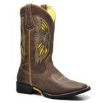 Bota Country Texana Top Franca Shoes Crazy Horse Cafe
