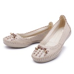 Sapatilha Feminina Top Franca Shoes Conforto Cacau