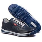 Sapatênis Casual Conforto Masculino Top Franca Shoes Marinho