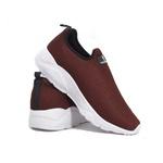 Tênis Esporte Fitnes Top Franca Shoes Vermelho