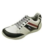 Kit 3 Pares Sapatênis Casual Infantil Top Franca Shoes Cinza / Preto