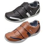 Kit 2 Pares Sapatênis Casual Infantil Top Franca Shoes Camel / Café
