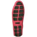 Mocassim Drive Sider Feminino Top Franca Shoes Fucsia