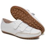 Mocatênis Feminino Top Franca Shoes Branco