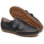 Mocatênis Feminino Top Franca Shoes Preto