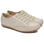 Mocatênis Feminino Top Franca Shoes Bege