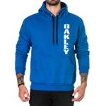 Moletom Masculino Oakley - Azul Escuro