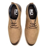 Sapato Social Oxford Top Franca Shoes Bege