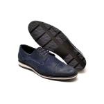 Sapato Social Oxford Top Franca Shoes Marinho