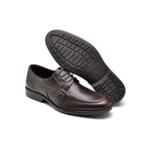 Sapato Social Oxford Top Franca Shoes Café