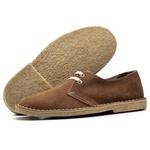 Sapato Casual Retrô Top Franca Shoes Castor