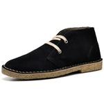 Bota Casual Retrô Top Franca Shoes Preto